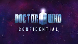 Logo for Doctor Who Confidential