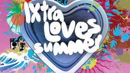 Logo for 1Xtra loves Summer