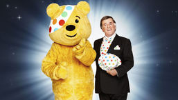 Logo for Children in Need