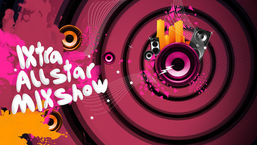 Logo for 1Xtra All Star M1X Show