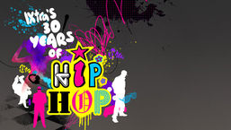 Logo for 1Xtra's 30 Years of Hip Hop