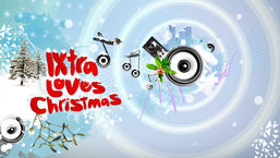 Logo for Christmas and New Year on 1Xtra