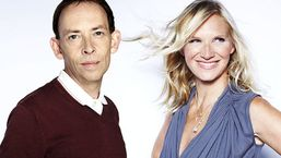 Logo for Evening Session with Steve Lamacq and Jo Whiley