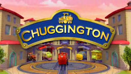 Logo for Chuggington