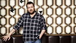 Logo for Guy Garvey's Rainy City