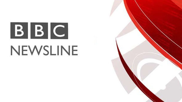 Logo for BBC Newsline - 27/03/2009