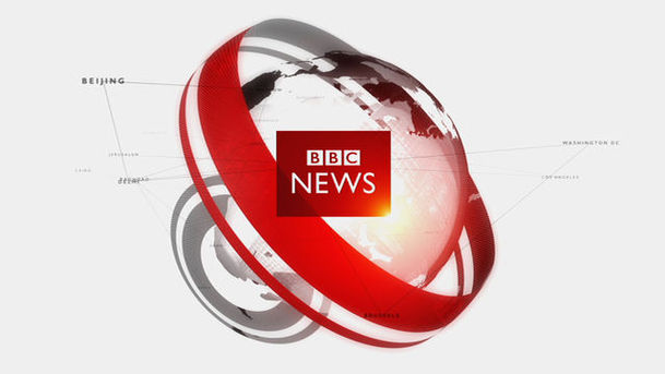 Logo for BBC News