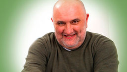 Logo for Alexei Sayle's Liverpool