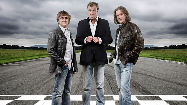 Logo for Top Gear - Series 10
